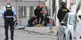 Ontploffing voor politiekantoor in Kopenhagen