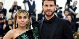 Huwelijk Miley Cyrus en Liam Hemsworth na 8 maanden voorbij