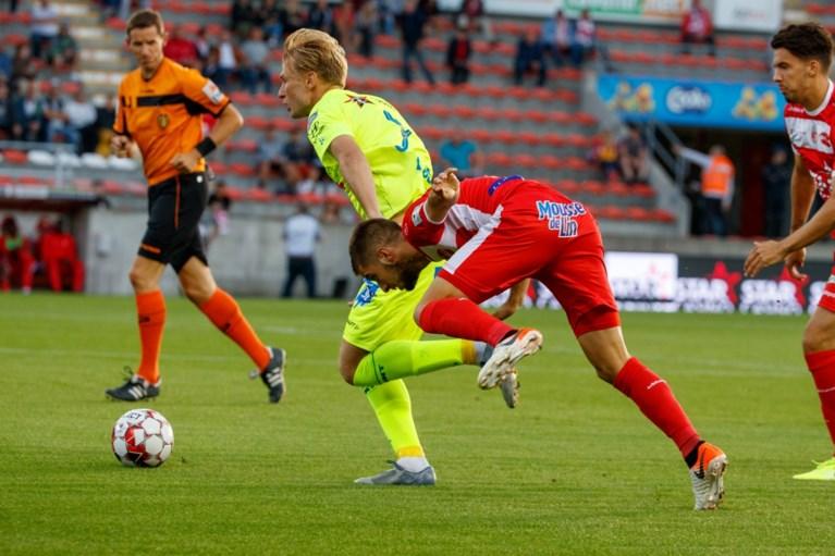 AA Gent gaat onderuit tegen Moeskroen, dat 7 op 9 pakt