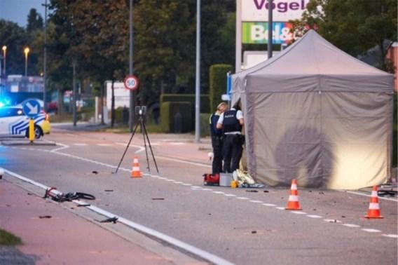 Dodelijk ongeval in Oudsbergen: slachtoffer lag vóór aanrijding op straat
