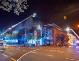 Twee brandweermannen omgekomen bij zware brand in Beringen: 'Verslagenheid zeer groot'