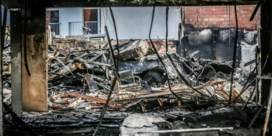 Brand Beringen is mogelijk door menselijke tussenkomst ontstaan