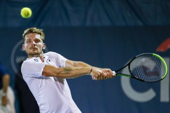 David Goffin opnieuw in eerste ronde uitgeschakeld, deze keer op Masters-toernooi in Montreal