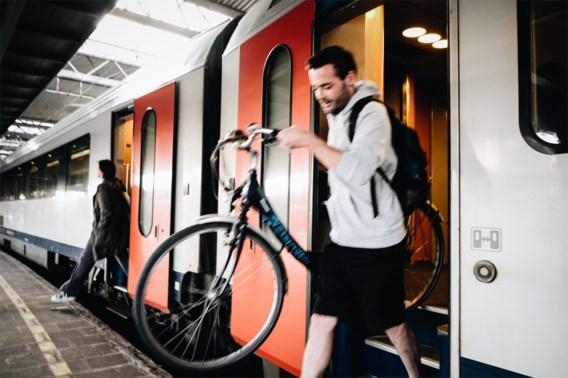 De Standaard zoekt getuigenissen over treinreizen met de fiets
