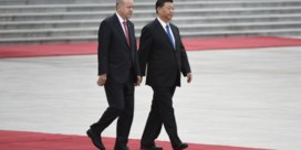 Trouw aan China loont voor Turkije (in klinkende munt)