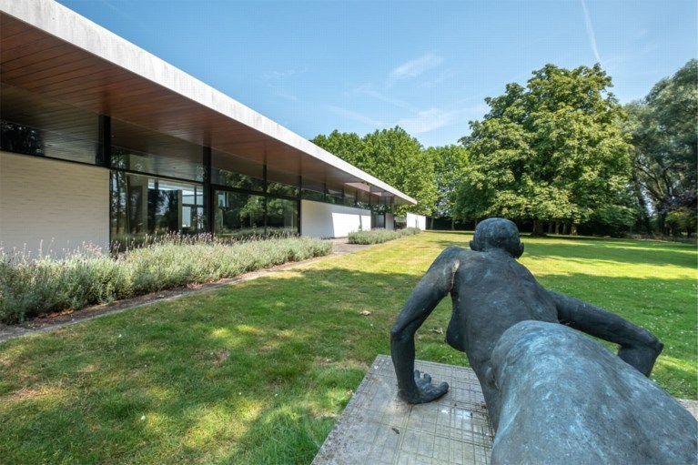 Belgische architectenwoning die lof oogstte in The New York Times staat opnieuw te koop