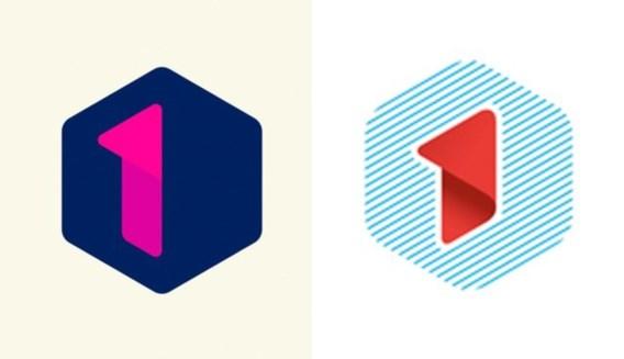 Nieuwe logo Eén heeft veel weg van logo Hasseltse stadsradio