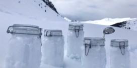 Zelfs op Noordpool vallen microplastics met sneeuw uit de lucht