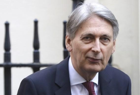 Philip Hammond: 'Een no-deal-Brexit is verraad'