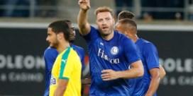 AA Gent vlot naar laatste voorronde Europa League