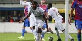 Mbokani bezorgt Antwerp met doelpunt kwalificatie in tweede verlenging