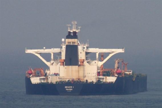 VS kunnen Iraanse tanker niet in Gibraltar houden
