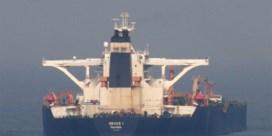 Washington dreigt met nieuwe juridische acties tegen olietanker Grace 1
