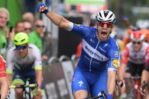 Álvaro Hodeg bezorgt ook Deceuninck-QuickStep een ritzege in de BinckBank Tour
