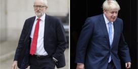 Corbyn wil Johnson onttronen (en harde Brexit voorkomen)