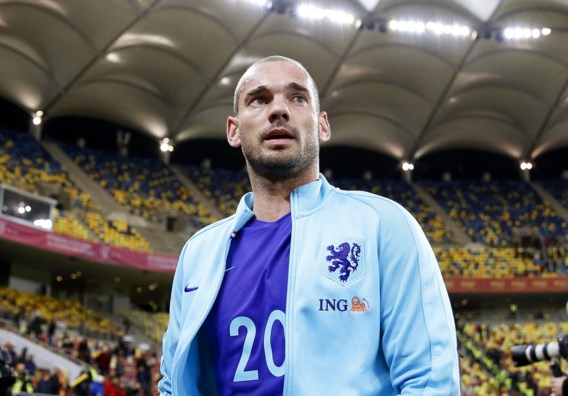 Wesley Sneijder heeft zijn nieuwe bezigheid al gevonden: Nederlandse recordinternational wordt zaakwaarnemer