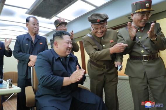 Noord-Korea test opnieuw 'een nieuw wapen'