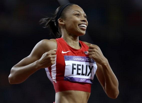 Nike gaat zwangere atletes niet langer straffen