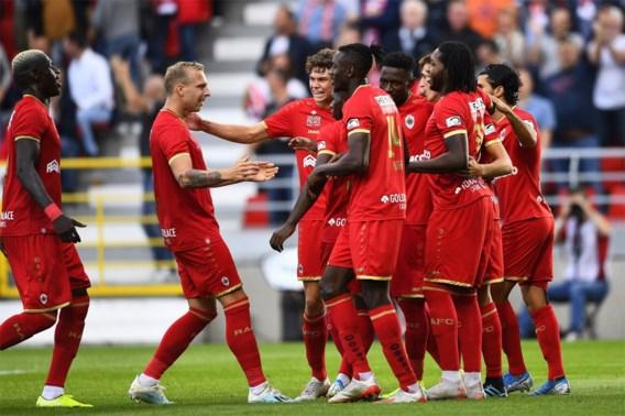 Antwerp geeft Sint-Truiden geen kans (2-0)