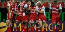 Zulte Waregem klopt Charleroi op laatste match van vierde speeldag