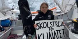 'Greta Thunberg stoot meer CO2 uit met zeiltocht naar NY dan met vlucht'