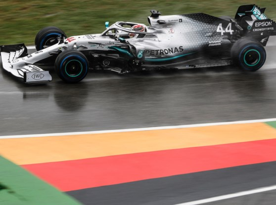 Mercedes zal zich niet bemoeien met toekomst GP van Duitsland