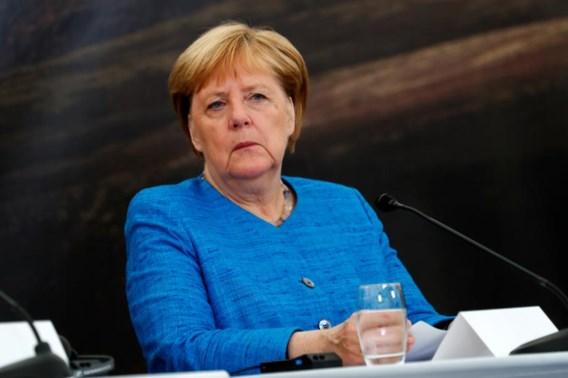 Merkel niet onder indruk van nieuwe Brexit-brief Johnson