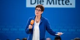 CDU zoekt nog altijd naar een kompas
