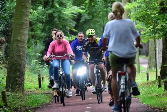Oproep: op welke fietspaden moet u vechten voor plaats?