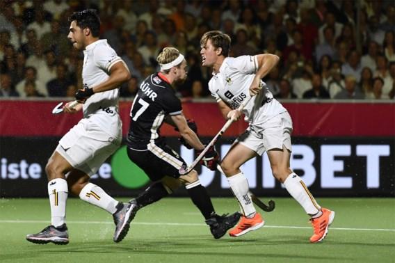 Red Lions in finale EK hockey na winst tegen Duitsland