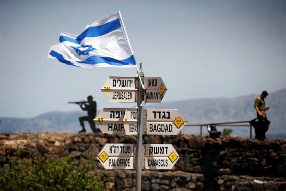 Israëlisch leger vuurt schoten af op burgervliegtuig