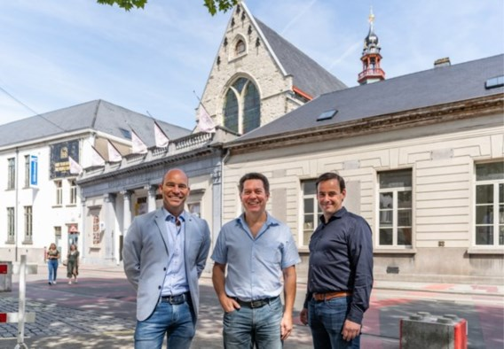 Holy Food Market in Gent wordt Den Baudelo