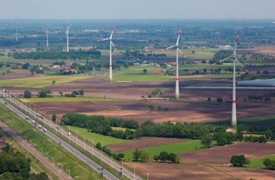 Engie breekt verouderde windturbines in Hoogstraten af