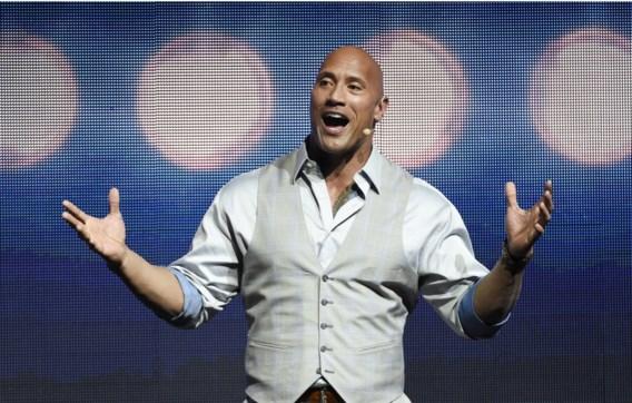'The Rock' is best betaalde acteur