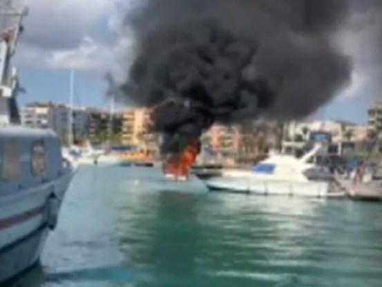Belgische toeristen zwaar verbrand na ontploffing op nieuwe boot