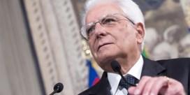 Italiaanse president geeft partijen meer tijd voor vorming nieuwe regering