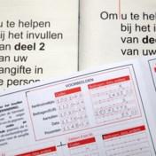 Ruim half miljoen Belgen krijgt deze maand al afrekening van belastingen