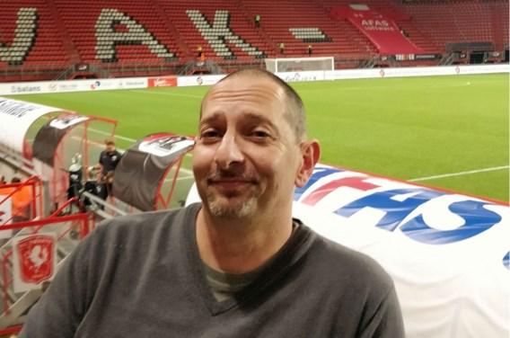 Het verhaal van Joeri, de Antwerpfan die zich in het Twentestadion verstopte