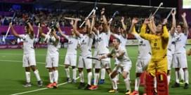 En op het einde winnen de Belgen
