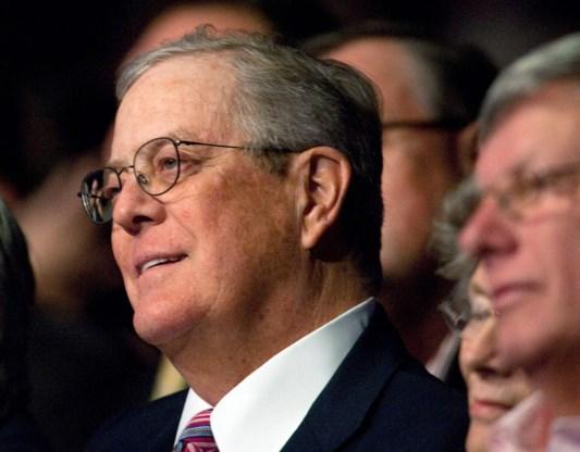 Invloedrijke Amerikaanse miljardair David Koch overleden