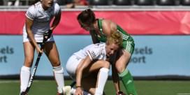 Red Panthers herpakken zich niet op EK hockey en verliezen in degradatiepoule tegen Ierland