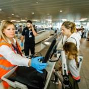 De lange tocht van uw reiskoffer