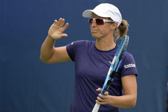 Kirsten Flipkens dreigt er voor het eerst sinds 2012 niet bij te zijn op een Grand Slam