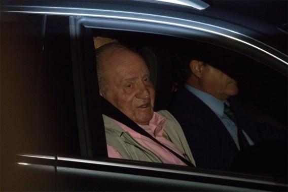 Spaanse oud-koning Juan Carlos onderging hartoperatie