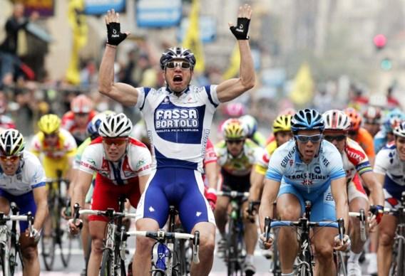 UCI legt gestopte Petacchi schorsing van 2 jaar op