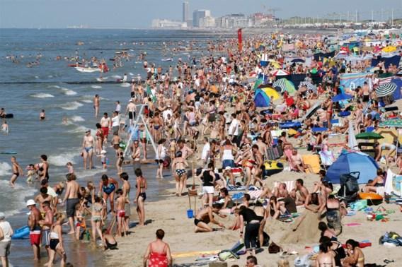 Kust rekent dit weekend op 275.000 dagtoeristen