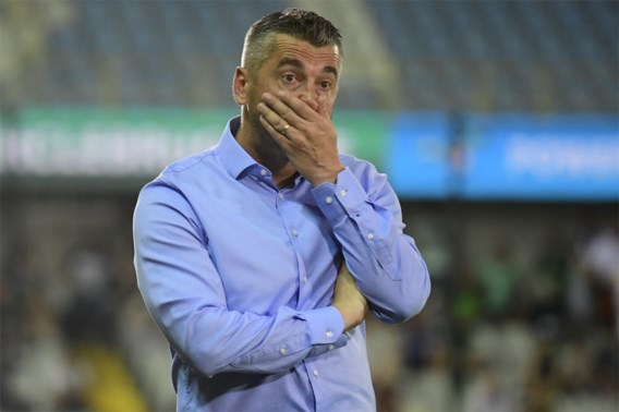 Eerste trainer staat op straat: Waasland-Beveren ontslaat coach Adnan Custovic