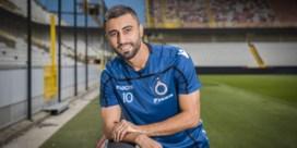 Ex-recordtransfer van Club Brugge Kaveh Rezaei speelt de rest van het seizoen voor Charleroi