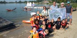 Zwemzone, paintballsite of camping aan Sint-Pietersplas