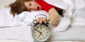 Terug naar school, weer op tijd naar bed